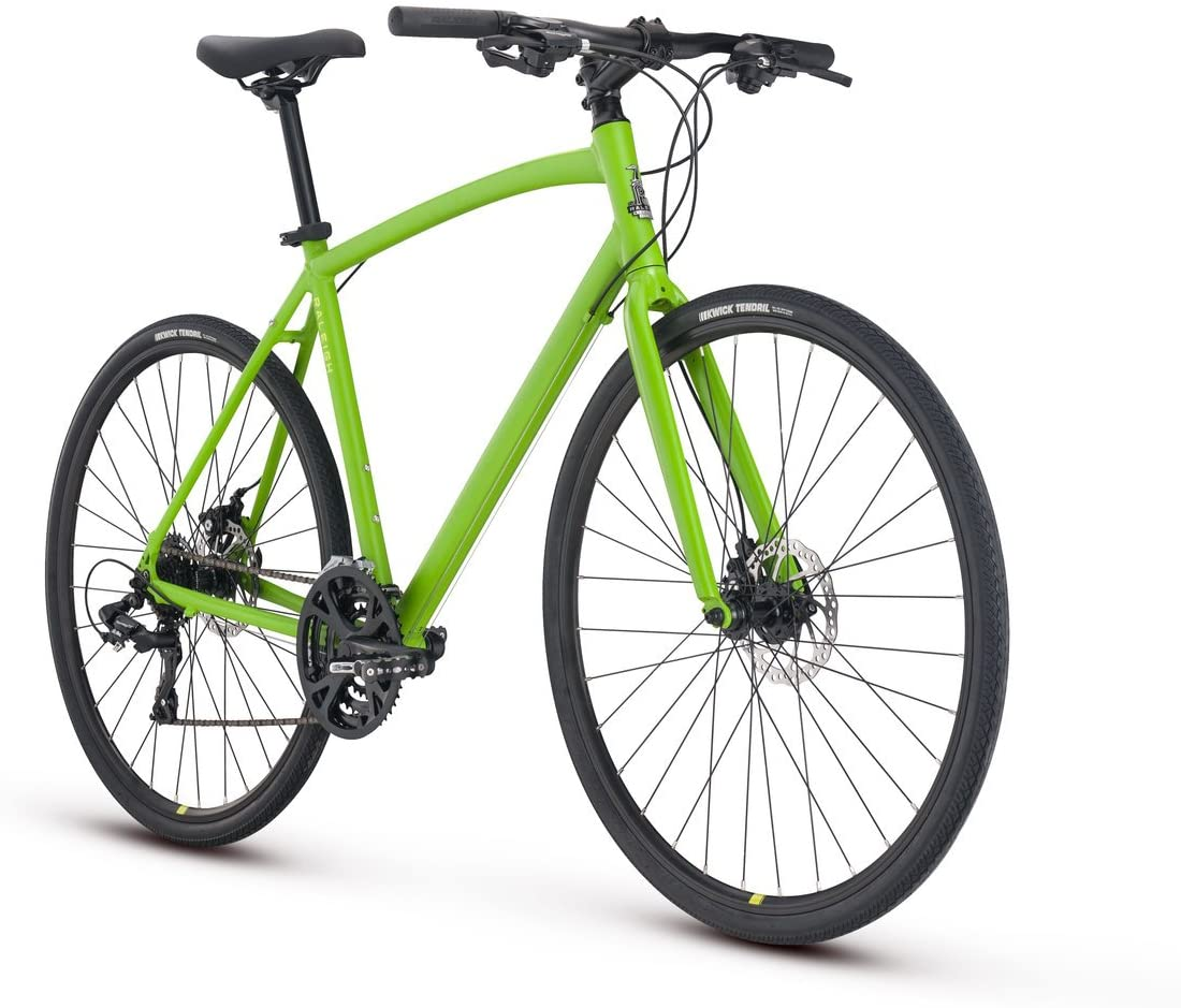 Best hybrid bikes under 500, Raleigh Bicycles Cadent 2 Fitness Hybrid Bike