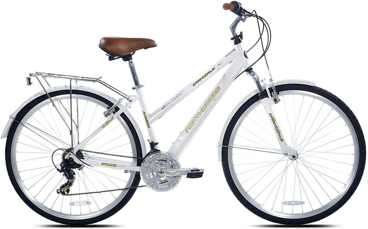 """Kent Springdale Women's Hybrid Bicycle"