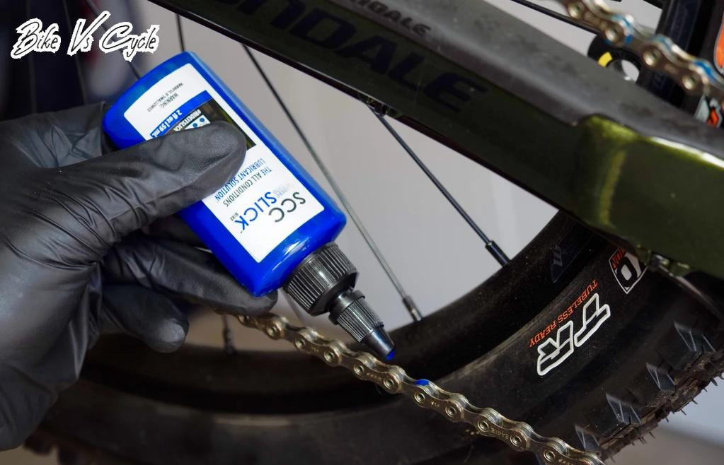 """Lubricate the drivetrains""How to Make Your Bike Faster"