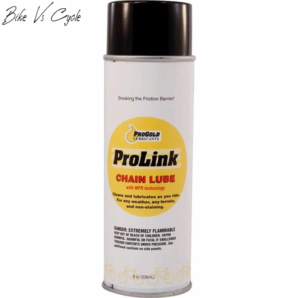 """progold prolink\""How to Oil a Bike Chain"