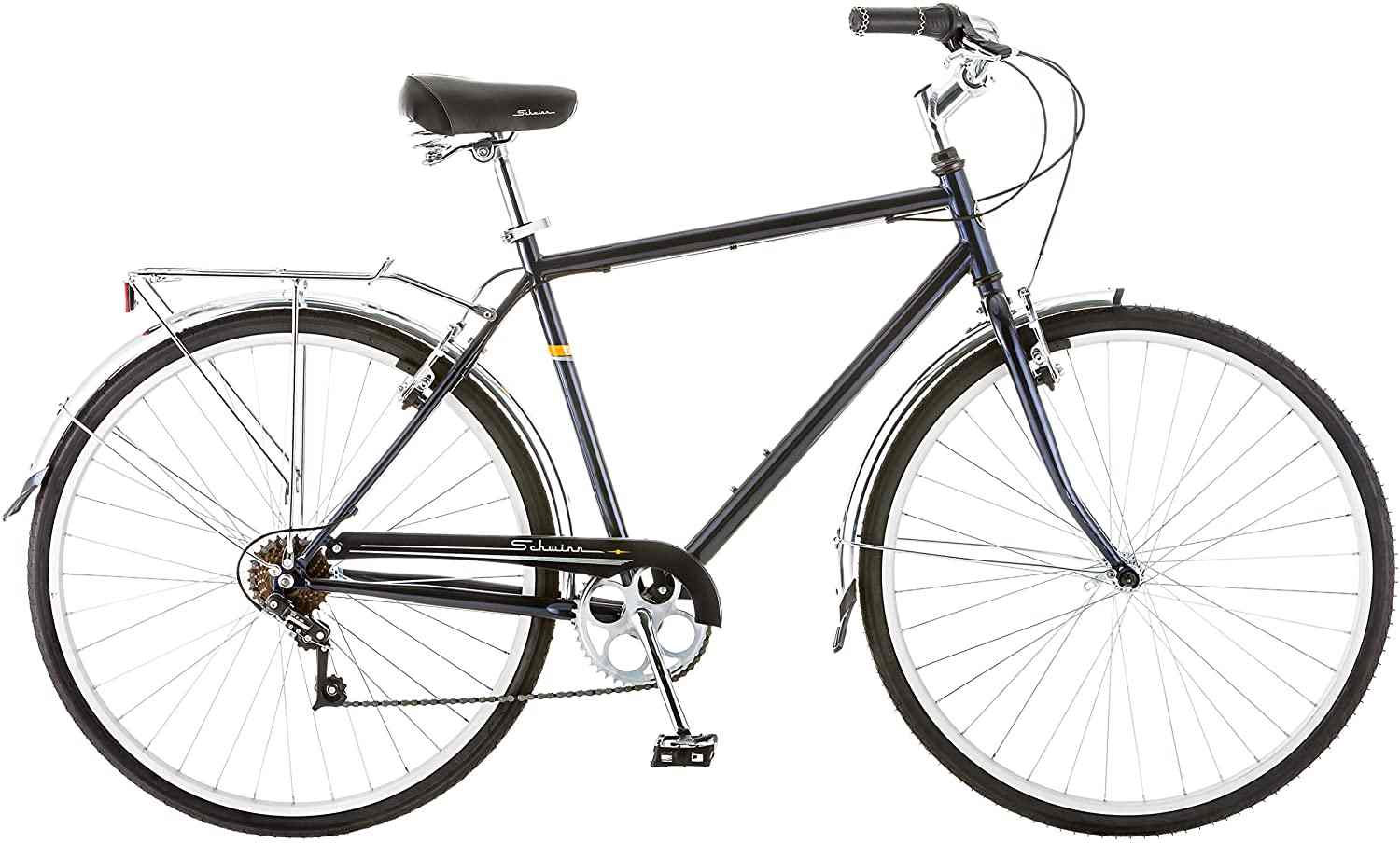 """Schwinn Wayfarer Hybrid Retro-Styled Cruiser Bike Women"