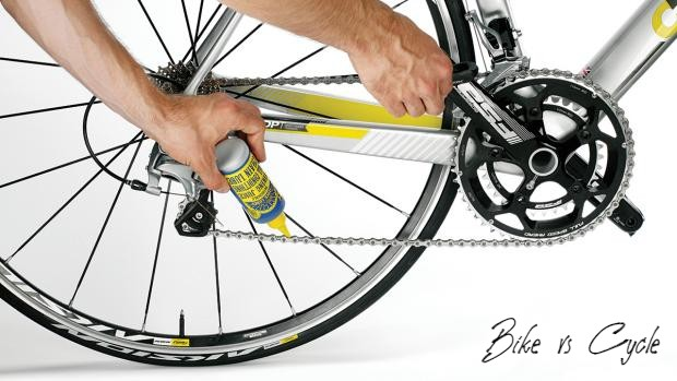 how to oil a chain 0