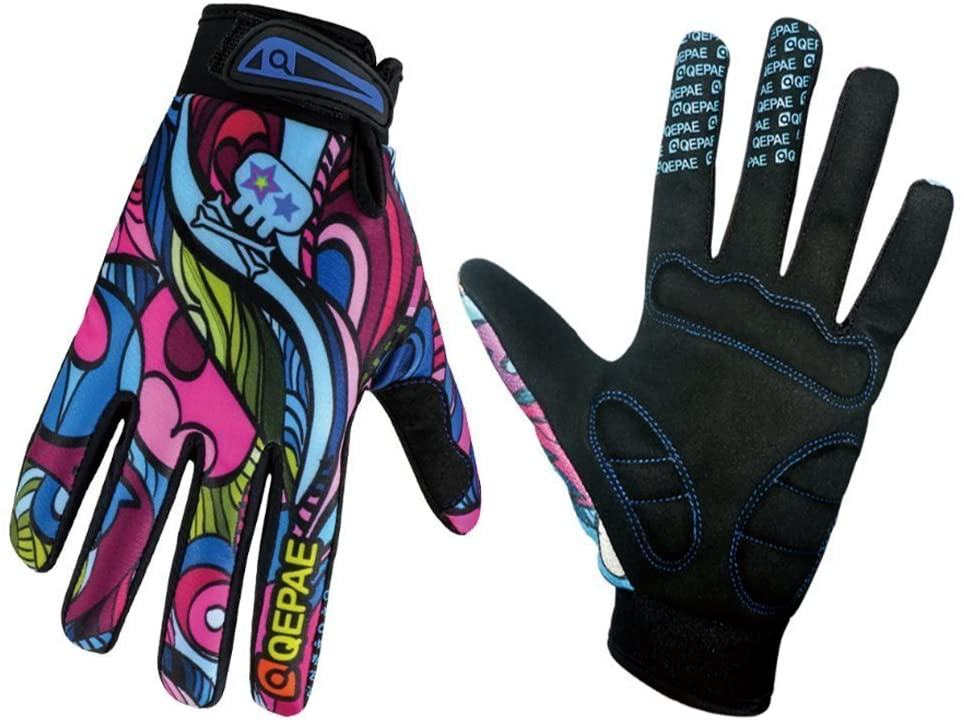 QEPAE Breathable Cycling Glove