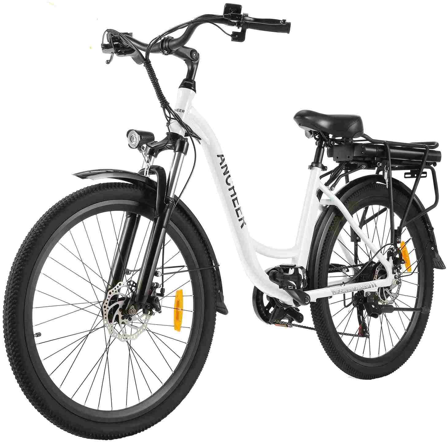 """ANCHEER 26"""" Electric City Bike"""