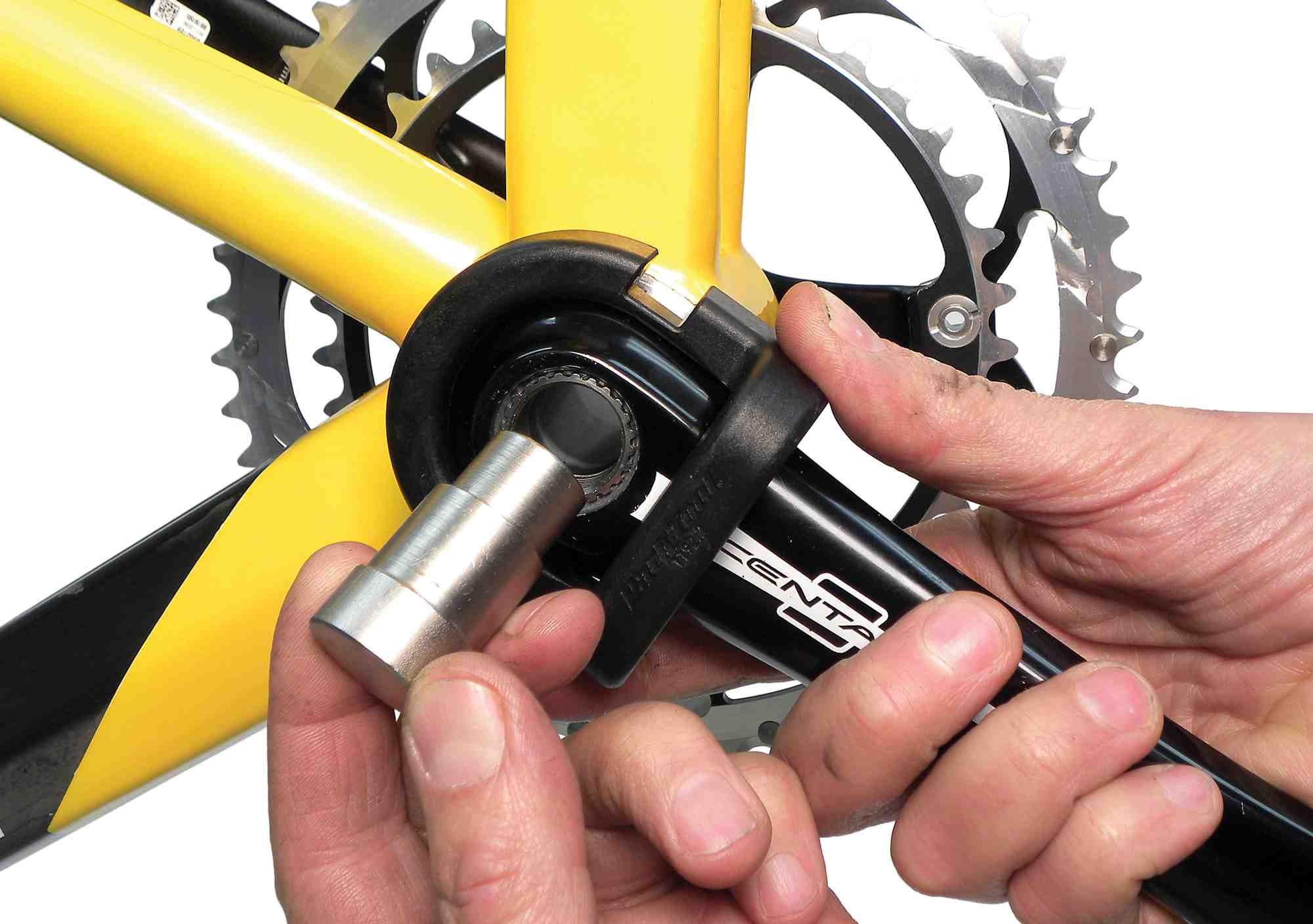 How to Remove Bike Crank Without a Puller