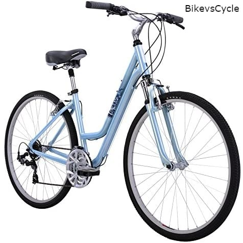 Diamonback Vital 2 women's hybrid bike review